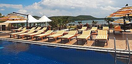 Costa Bitezhan Beach Havuz / Deniz