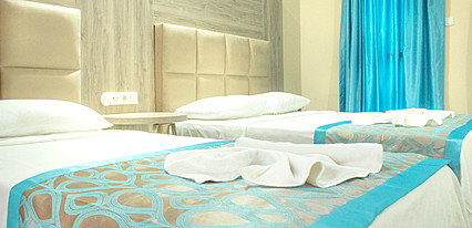 Costa Blu Hotel Oda