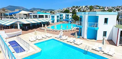 Costa Blu Hotel Genel Görünüm