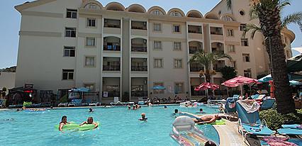 Costa Mare Suites Havuz / Deniz