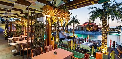 Cratos Premium Hotel Yeme / İçme