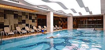 Crowne Plaza Bursa Thermal Spa & Convention Center Havuz / Deniz