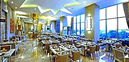 Crowne Plaza Bursa Thermal Spa & Convention Center Yeme / İçme