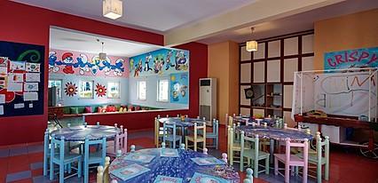 Crystal Admiral Resort Suites Spa Genel Görünüm