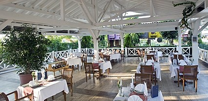 Crystal Admiral Resort Suites Spa Yeme / İçme