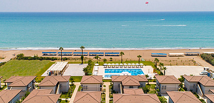 Crystal Boutique Beach Resort Genel Görünüm
