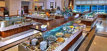 Crystal De Luxe Resort Spa Hotel Yeme / İçme