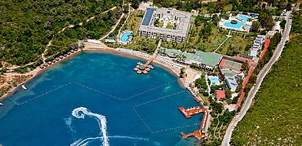 Crystal Green Bay Resort Spa Genel Görünüm
