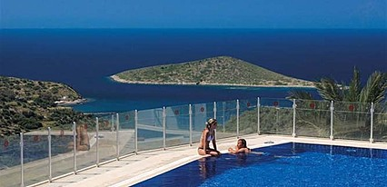 Crystal Hotel Bodrum Havuz / Deniz