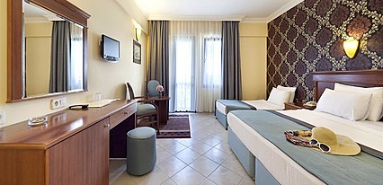 Crystal Hotel Bodrum Oda