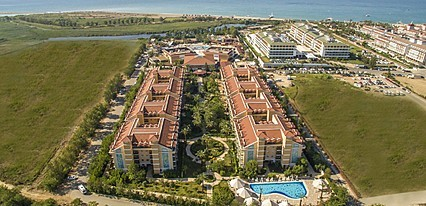 Crystal Hotel Paraiso Verde Genel Görünüm