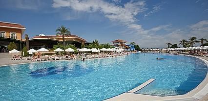 Crystal Hotel Paraiso Verde Havuz / Deniz