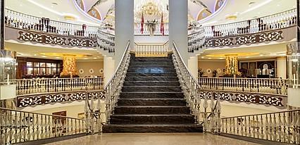Crystal Sunset Luxury Resort Spa Genel Görünüm