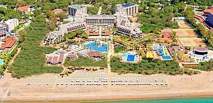 Crystal Tat Beach Belek Genel Görünüm
