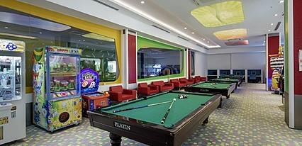 Crystal Waterworld Resort Spa Genel Görünüm