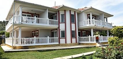 Cunda Asiyan Butik Otel Genel Görünüm