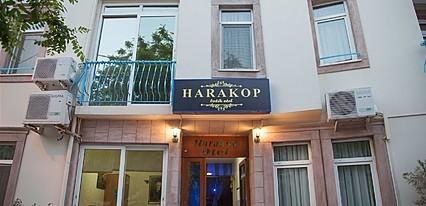 Cunda Harakop Otel Genel Görünüm