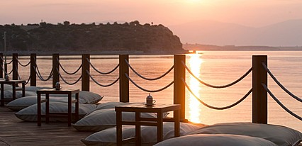 D-Marin Didim Yacht Club Havuz / Deniz