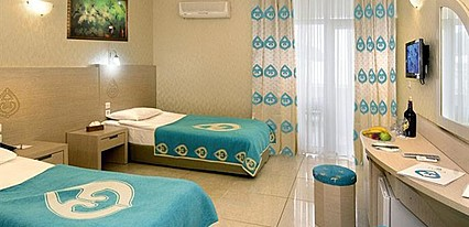 Daima Biz Hotel Oda