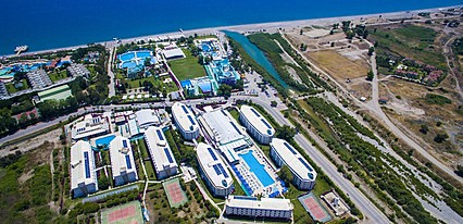 Daima Resort Hotel Genel Görünüm