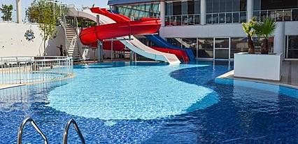 Dalaman Lykia Resort Spa Hotel Havuz / Deniz