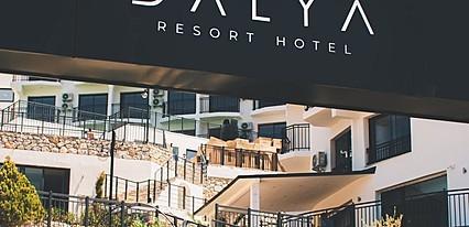Dalya Resort Hotel Datça Genel Görünüm