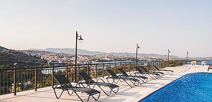 Dalya Resort Hotel Datça Havuz / Deniz