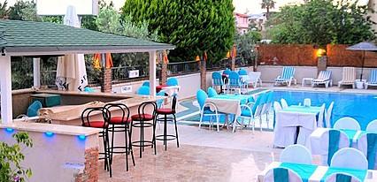 Dalyan Hotel Caria Royal Yeme / İçme