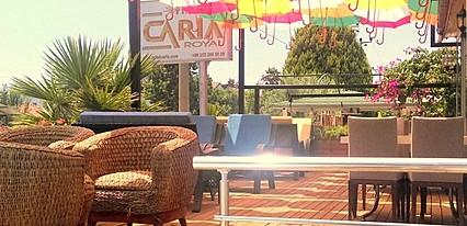 Dalyan Hotel Caria Royal Genel Görünüm