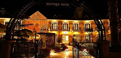 Dalyan Michelangelo Boutique Hotel Genel Görünüm