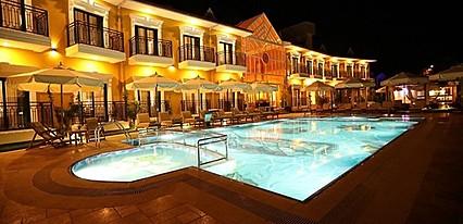 Dalyan Michelangelo Boutique Hotel Havuz / Deniz