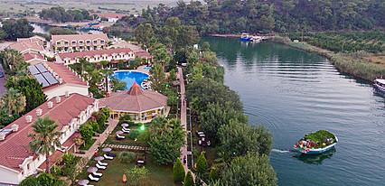 Dalyan Resort Hotel Genel Görünüm