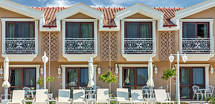 Dalyan Resort Spa Hotel Havuz / Deniz
