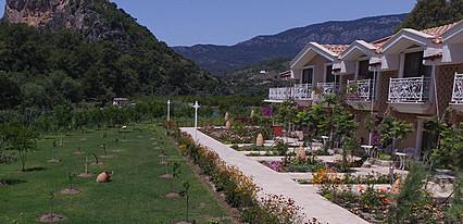 Dalyan Resort Spa Hotel Genel Görünüm