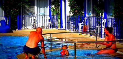 Dalyan Rota Hotel Havuz / Deniz