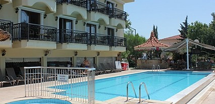 Dalyan Tezcan Hotel Havuz / Deniz