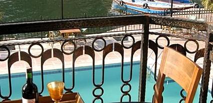 Dalyan Tezcan Hotel Genel Görünüm
