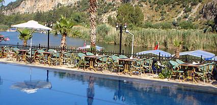 Dalyan Tezcan Hotel Yeme / İçme