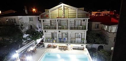Datca Huzur Royal Otel Genel Görünüm