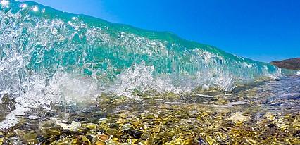Datca Otel Mavi Beyaz Havuz / Deniz
