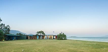 Datca Surf Tatil Koyu Genel Görünüm