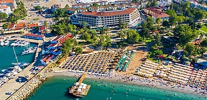 Day & Night İmperial Turkiz Resort Genel Görünüm