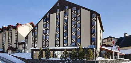 Dedeman Palandoken Hotel Genel Görünüm