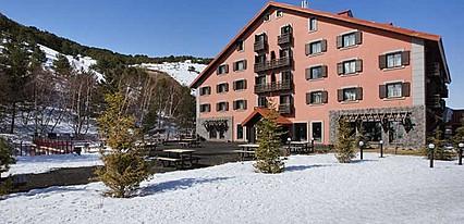 Dedeman Palandoken Ski Lodge Hotel Genel Görünüm