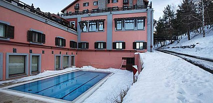 Dedeman Palandoken Ski Lodge Hotel Havuz / Deniz