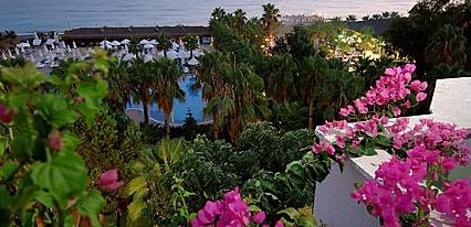Delphin Botanik Hotel Genel Görünüm