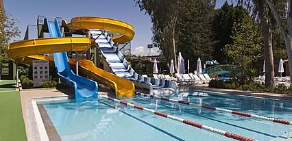 Delphin Botanik Hotel Havuz / Deniz