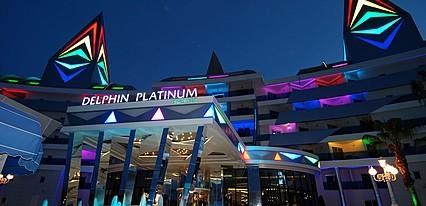 Delphin Botanik Platinum Genel Görünüm
