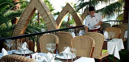 Delphin Deluxe Resort Yeme / İçme