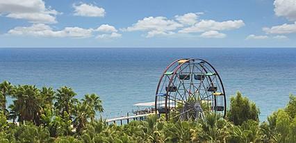 Delphin Deluxe Resort Genel Görünüm